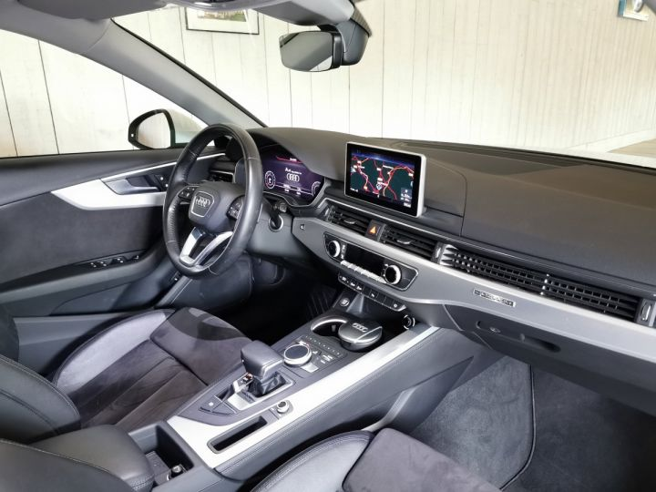 Audi A4 Avant 3.0 TDI 272 CV DESIGN LUXE QUATTRO BVA Blanc - 7