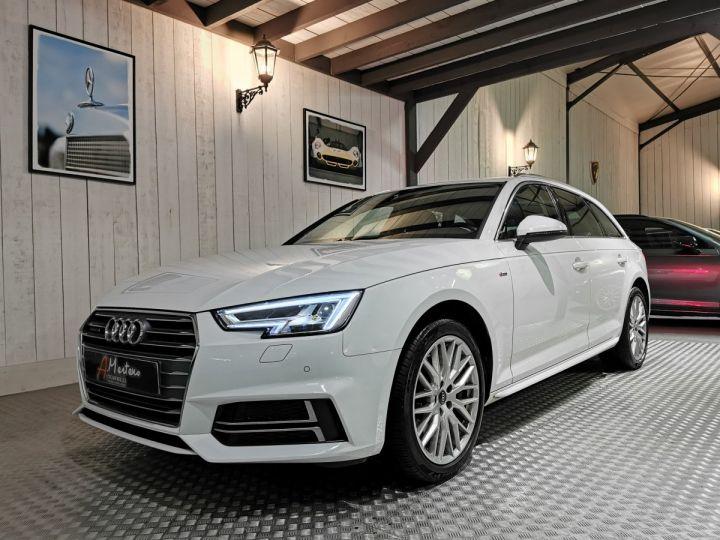 Audi A4 Avant 3.0 TDI 272 CV SLINE QUATTRO BVA8 Blanc - 2
