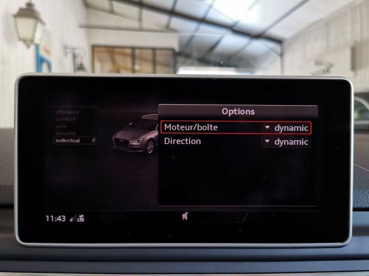 Audi A4 Avant 3.0 TDI 272 CV SLINE QUATTRO BVA8 Blanc - 13