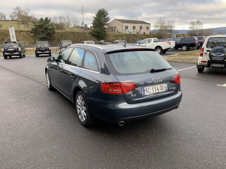 Audi A4 Avant 3.0 V6 TDI 240 CV Quattro Tiptronic Ambition Luxe Gris anthracite - 7