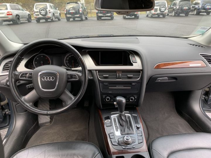 Audi A4 Avant 3.0 V6 TDI 240 CV Quattro Tiptronic Ambition Luxe Gris anthracite - 15