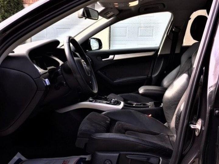 Audi A4 Avant 3.0 V6 TDI 240 DPF AMBITION LUXE QUATTRO TIPTRONIC 6 Gris foncé métal Occasion - 6