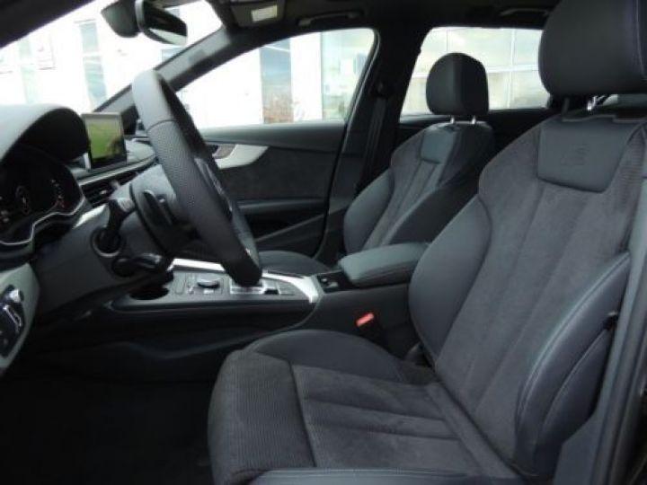 Audi A4 Avant 3.0 V6 TDI 272CH S LINE QUATTRO TIPTRONIC NOIR - 9