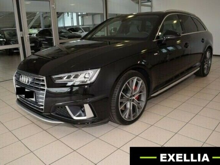 Audi A4 Avant 40 TDI S LINE COMPETITION S TRONIC  NOIR MYTHOS  Occasion - 1