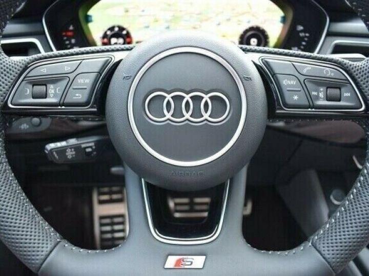 Audi A4 Avant 40 TDI S LINE COMPETITION S TRONIC  NOIR MYTHOS  Occasion - 10