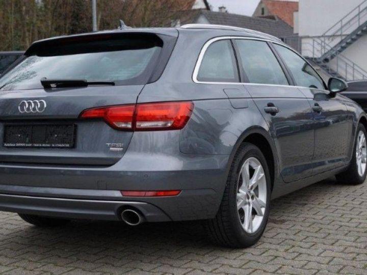 Audi A4 Avant V 2.0 TFSI 190 Sport S-tronic(06/2018) gris mousson  métallisé - 7