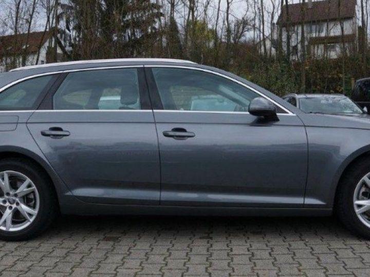 Audi A4 Avant V 2.0 TFSI 190 Sport S-tronic(06/2018) gris mousson  métallisé - 8