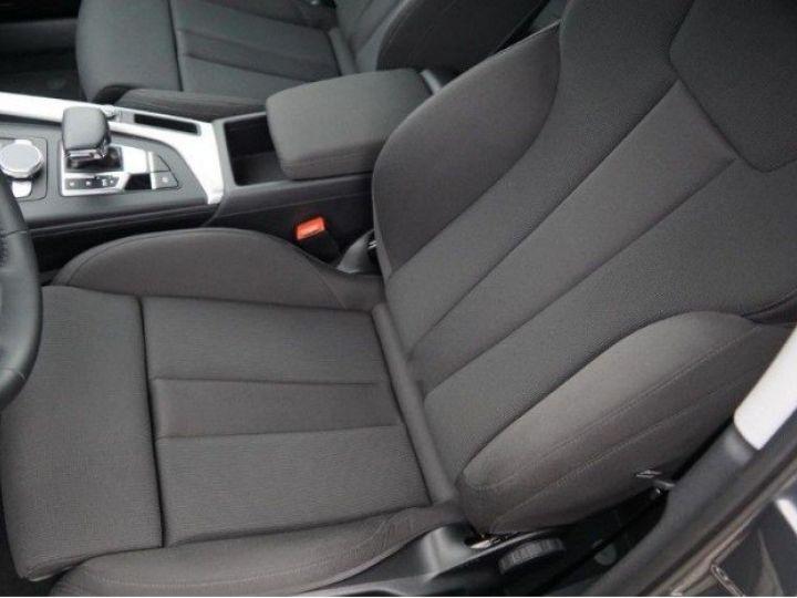 Audi A4 Avant V 2.0 TFSI 190 Sport S-tronic(06/2018) gris mousson  métallisé - 10