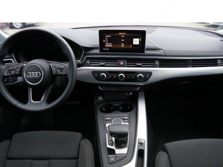 Audi A4 Avant V 2.0 TFSI 190 Sport S-tronic(06/2018) gris mousson  métallisé - 13