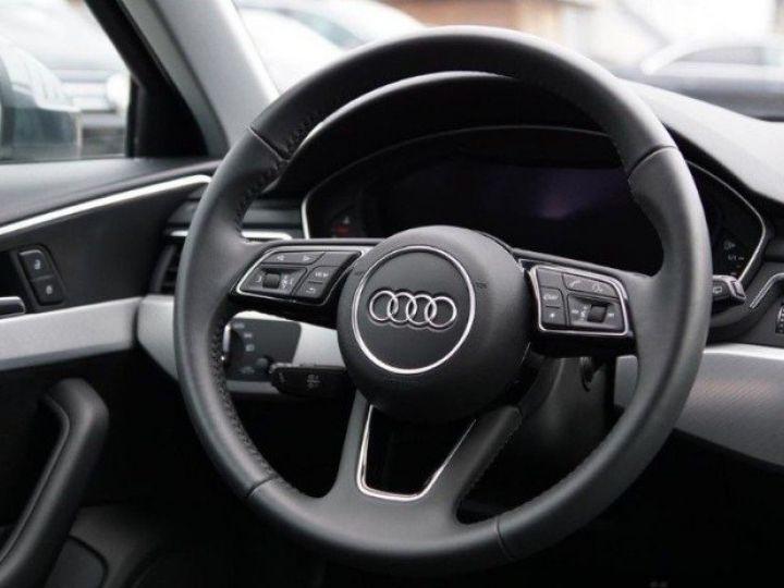 Audi A4 Avant V 2.0 TFSI 190 Sport S-tronic(06/2018) gris mousson  métallisé - 14