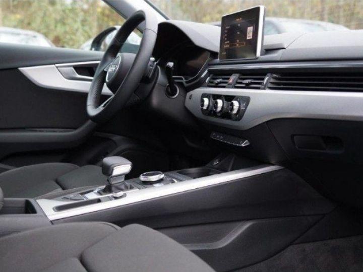 Audi A4 Avant V 2.0 TFSI 190 Sport S-tronic(06/2018) gris mousson  métallisé - 15