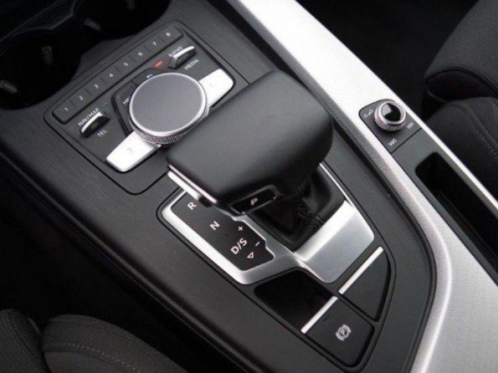 Audi A4 Avant V 2.0 TFSI 190 Sport S-tronic(06/2018) gris mousson  métallisé - 16