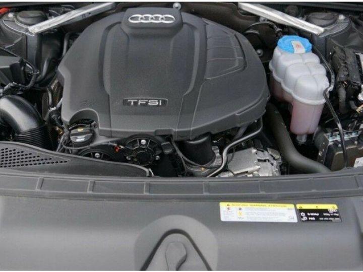 Audi A4 Avant V 2.0 TFSI 190 Sport S-tronic(06/2018) gris mousson  métallisé - 19