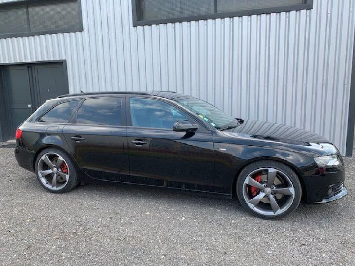 Audi A4 Avant V6 3.0 TDI 240 Quattro S line S-Tronic  NOIR - 2