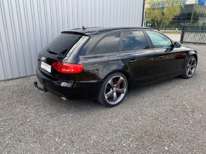 Audi A4 Avant V6 3.0 TDI 240 Quattro S line S-Tronic  NOIR - 3