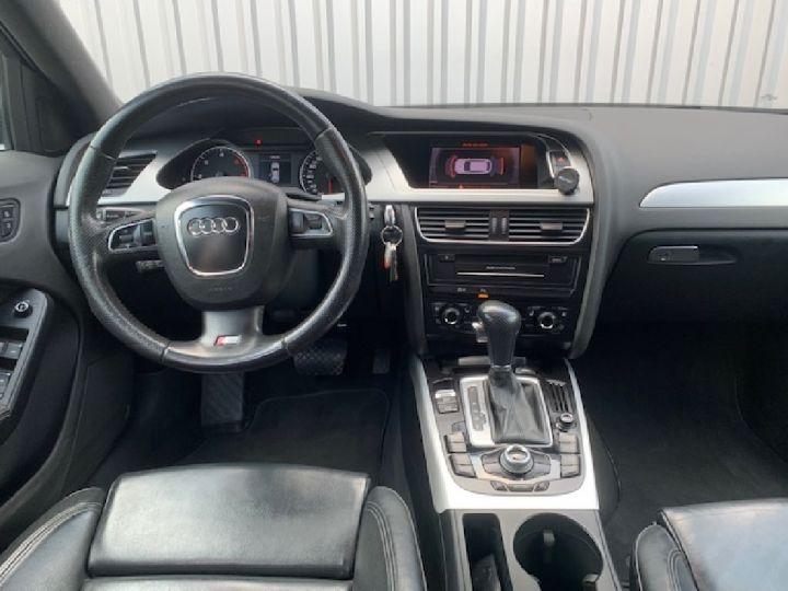 Audi A4 Avant V6 3.0 TDI 240 Quattro S line S-Tronic  NOIR - 5