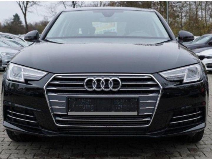 Audi A4 V 2.0 TFSI 190  Sport S-tronic(04/2018) noir métal - 2