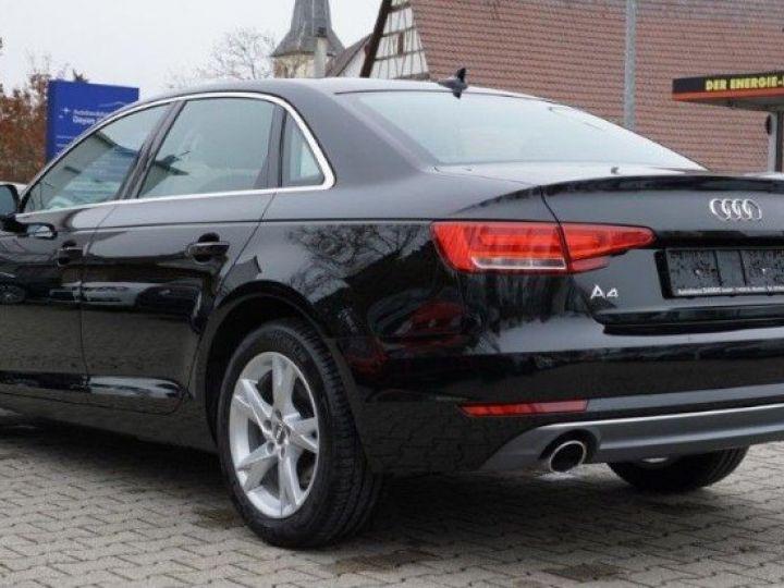 Audi A4 V 2.0 TFSI 190  Sport S-tronic(04/2018) noir métal - 5