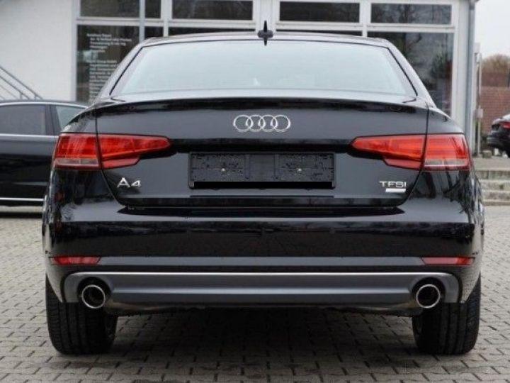 Audi A4 V 2.0 TFSI 190  Sport S-tronic(04/2018) noir métal - 6