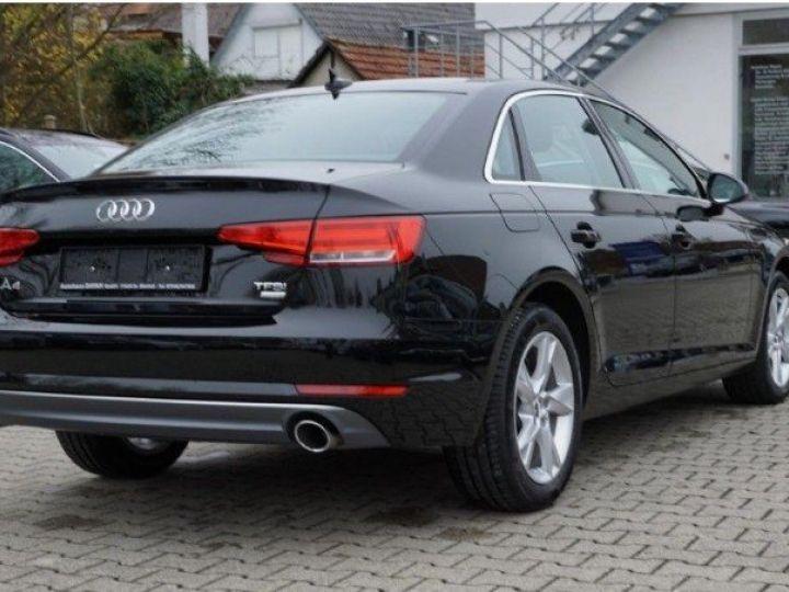 Audi A4 V 2.0 TFSI 190  Sport S-tronic(04/2018) noir métal - 7