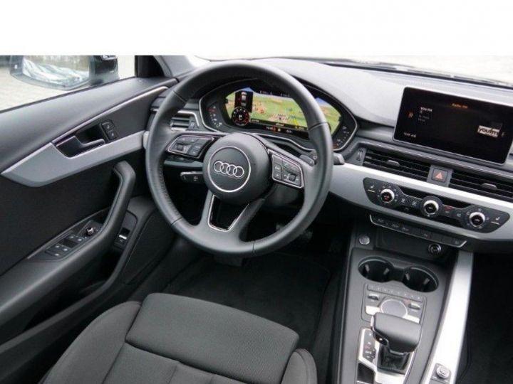 Audi A4 V 2.0 TFSI 190  Sport S-tronic(04/2018) noir métal - 13