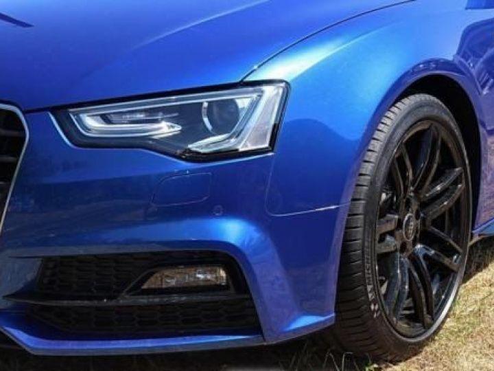 Audi A5 1.8 TFSI 170CH S LINE EURO6 BLEU Occasion - 2