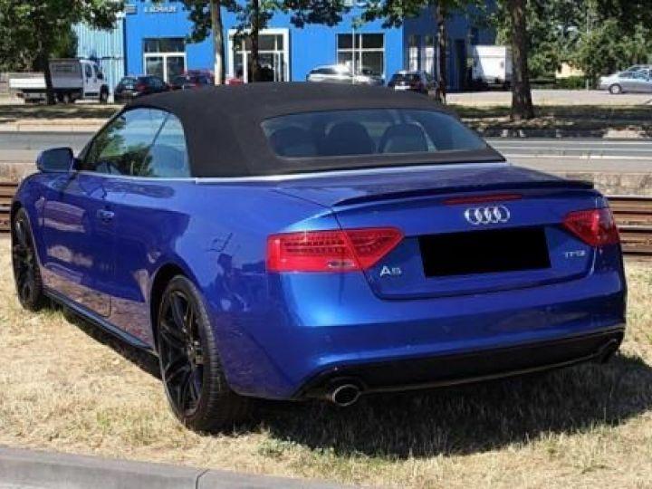 Audi A5 1.8 TFSI 170CH S LINE EURO6 BLEU Occasion - 4