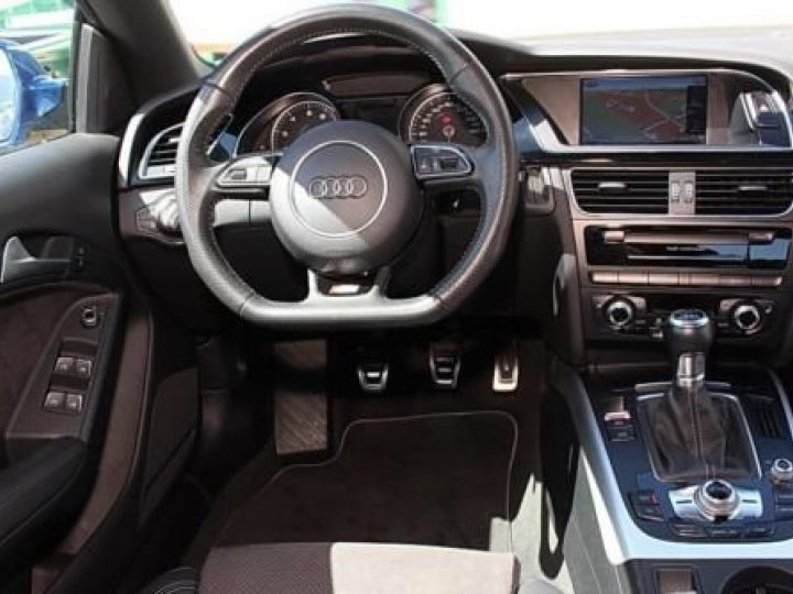 Audi A5 1.8 TFSI 170CH S LINE EURO6 BLEU Occasion - 5