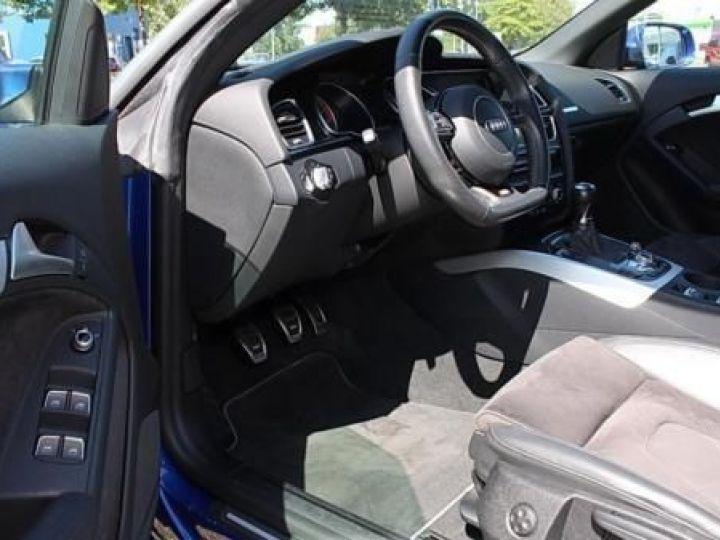 Audi A5 1.8 TFSI 170CH S LINE EURO6 BLEU Occasion - 9