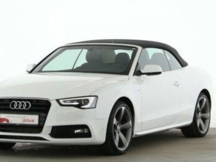 Audi A5 1.8 TFSI 177CH S LINE BLANC Occasion - 2