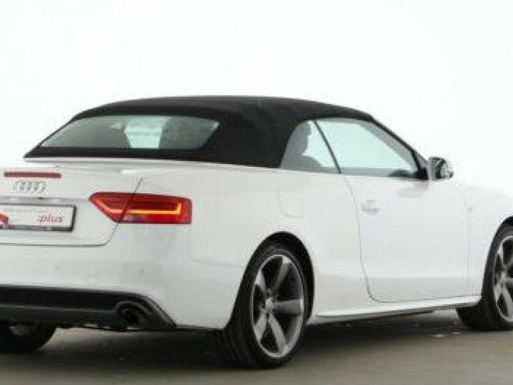 Audi A5 1.8 TFSI 177CH S LINE BLANC Occasion - 3