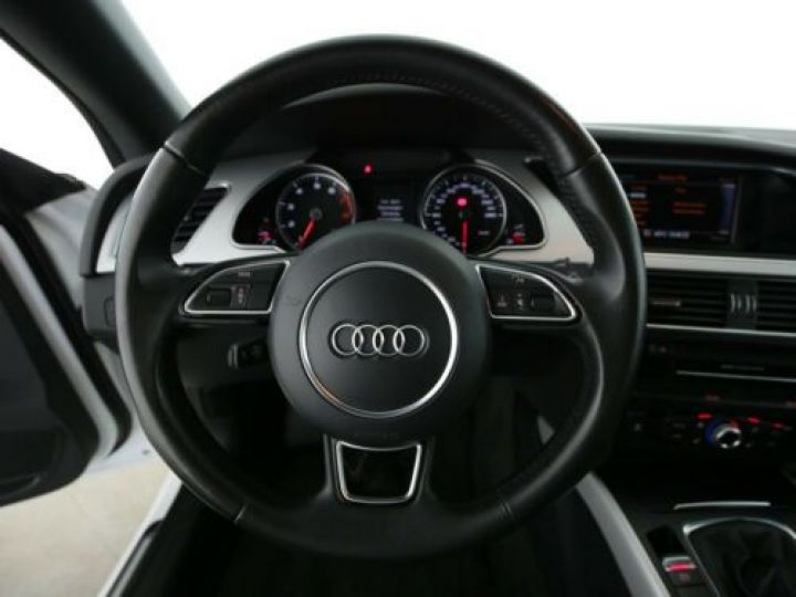 Audi A5 1.8 TFSI 177CH S LINE BLANC Occasion - 7