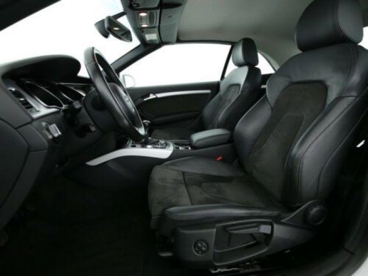 Audi A5 1.8 TFSI 177CH S LINE BLANC Occasion - 9