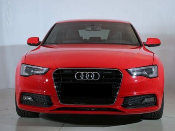 Audi A5 1.8 TFSI 177CH S LINE ROUGE Occasion - 1