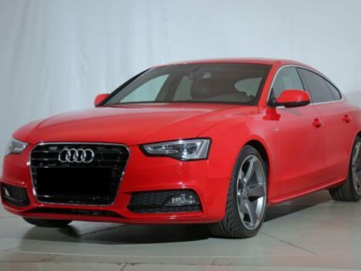 Audi A5 1.8 TFSI 177CH S LINE ROUGE Occasion - 2