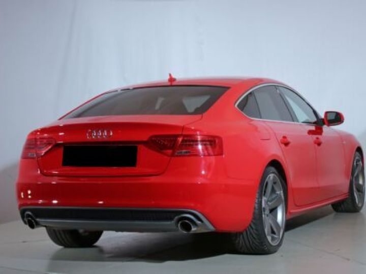 Audi A5 1.8 TFSI 177CH S LINE ROUGE Occasion - 4
