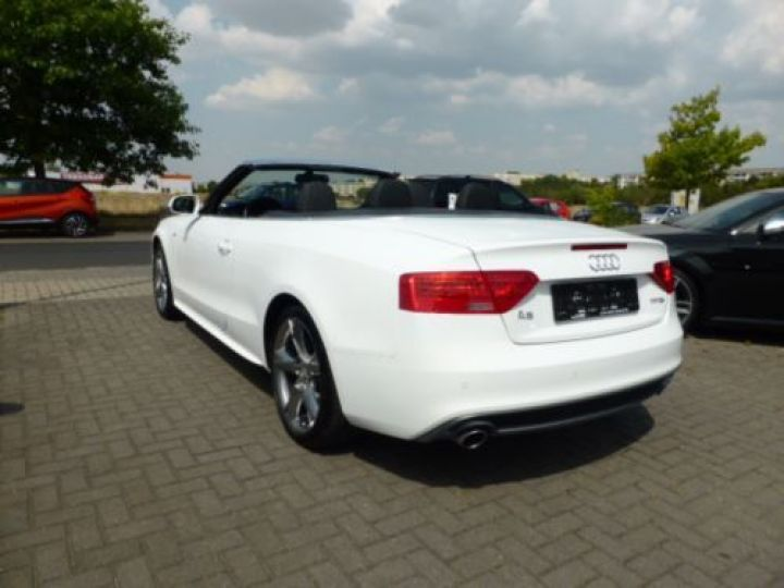 Audi A5 1.8 TFSI 177CH S LINE BLANC Occasion - 4