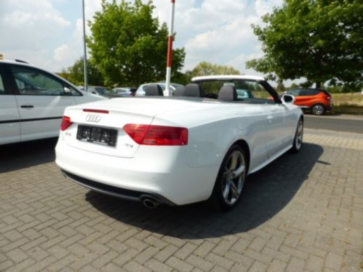Audi A5 1.8 TFSI 177CH S LINE BLANC Occasion - 6