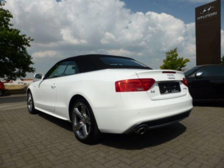 Audi A5 1.8 TFSI 177CH S LINE BLANC Occasion - 8