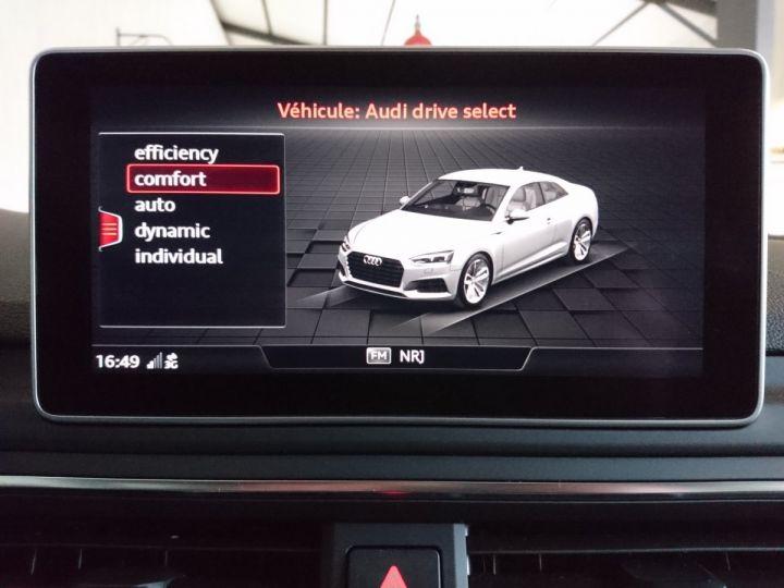 Audi A5 2.0 TDI 190 CV SLINE STRONIC Blanc - 12