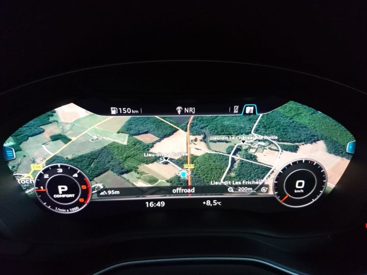 Audi A5 2.0 TDI 190 CV SLINE STRONIC Blanc - 13