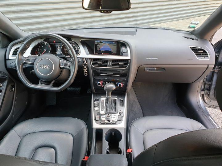 Audi A5 2.0 tdi 190 s line multitronic i Gris Anthracite Occasion - 5