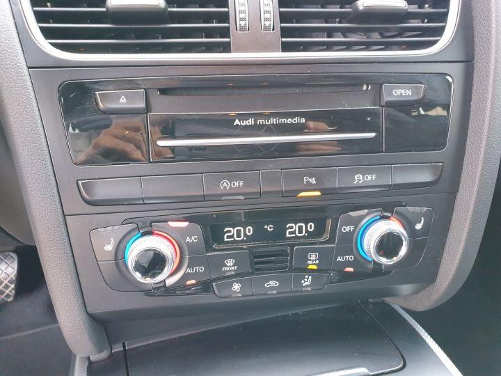 Audi A5 2.0 tdi 190 s line multitronic i Gris Anthracite Occasion - 13