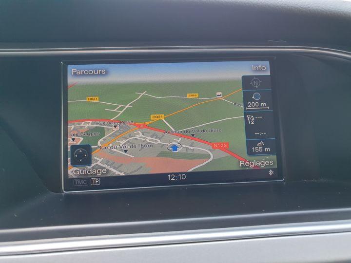 Audi A5 2.0 tdi 190 s line multitronic i Gris Anthracite Occasion - 14