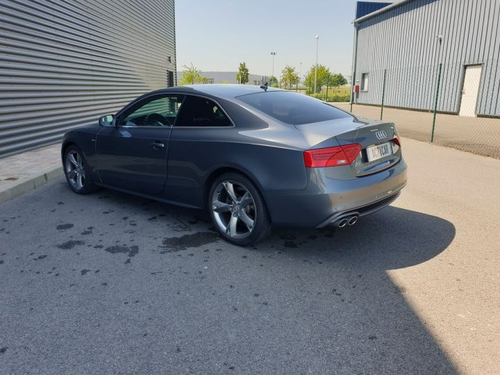 Audi A5 2.0 tdi 190 s line multitronic i Gris Anthracite Occasion - 20
