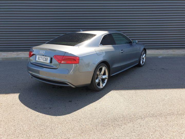 Audi A5 2.0 tdi 190 s line multitronic i Gris Anthracite Occasion - 21