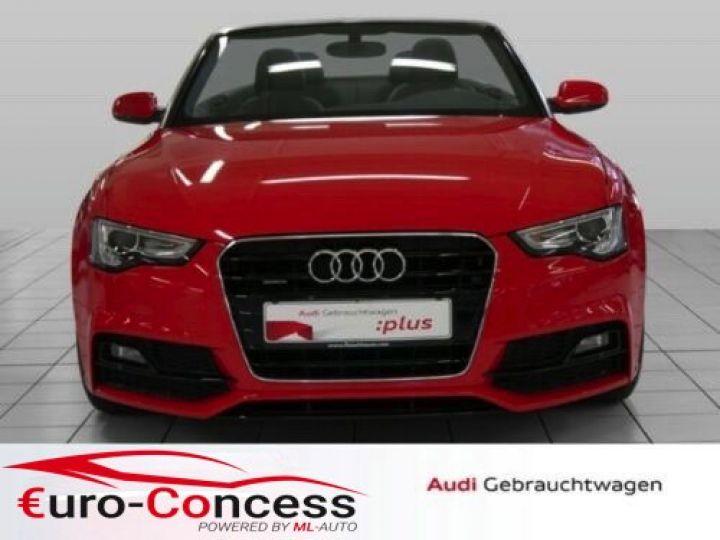 Audi A5 2.0 TDI S-LINE QUATTRO ROUGE - 1