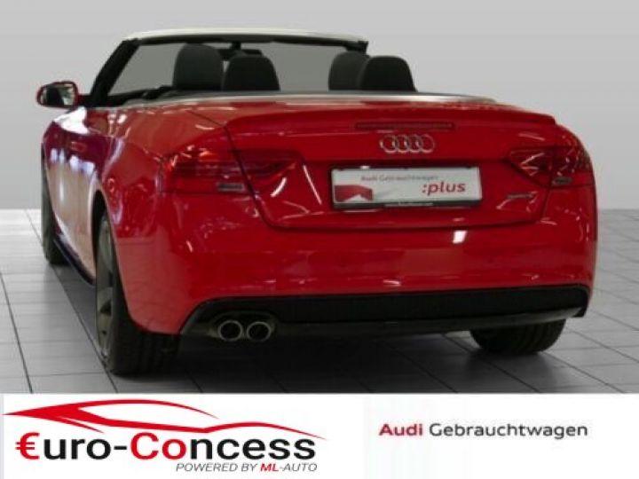 Audi A5 2.0 TDI S-LINE QUATTRO ROUGE - 3