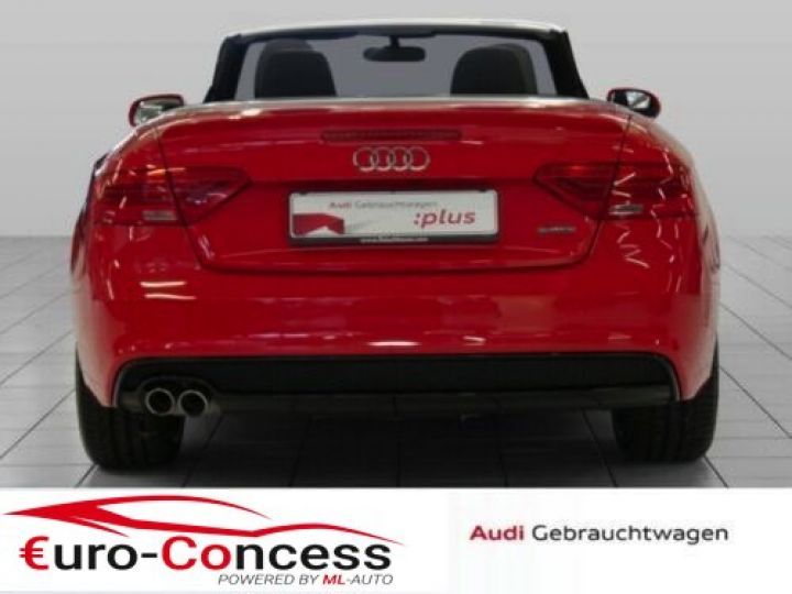 Audi A5 2.0 TDI S-LINE QUATTRO ROUGE - 4