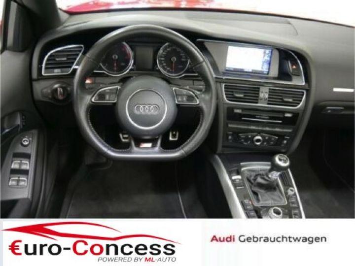 Audi A5 2.0 TDI S-LINE QUATTRO ROUGE - 10